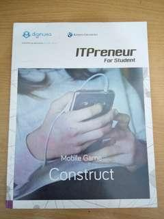 IT Preneur for student , Mobile Game Construct (DIGINUSA)