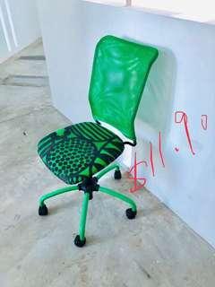 Kallang  clean Ikea chair  swivel with wheels