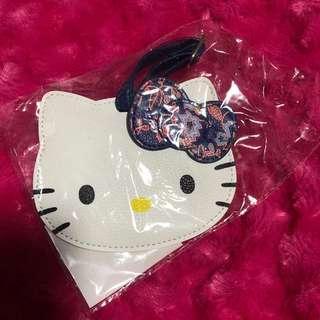 🚚 Bnib 💗 Singapore Airlines Hello Kitty luggage tag