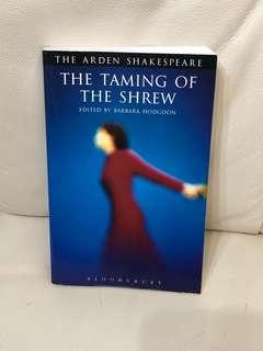 Shakespeare : The taming of the shrew edited by Barbara Hodgdon