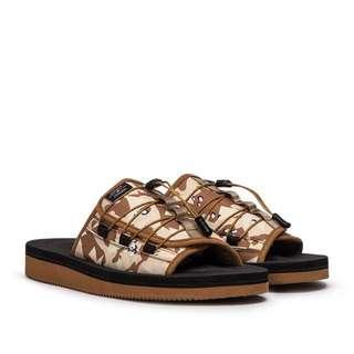 Suicoke X Clot Sandals