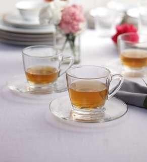 Kenya Cappuccino Cup & Saucer Set