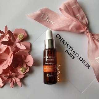 Authentic Dior Capture Youth Glow Booster Age-Delay Illuminating Serum 7ml