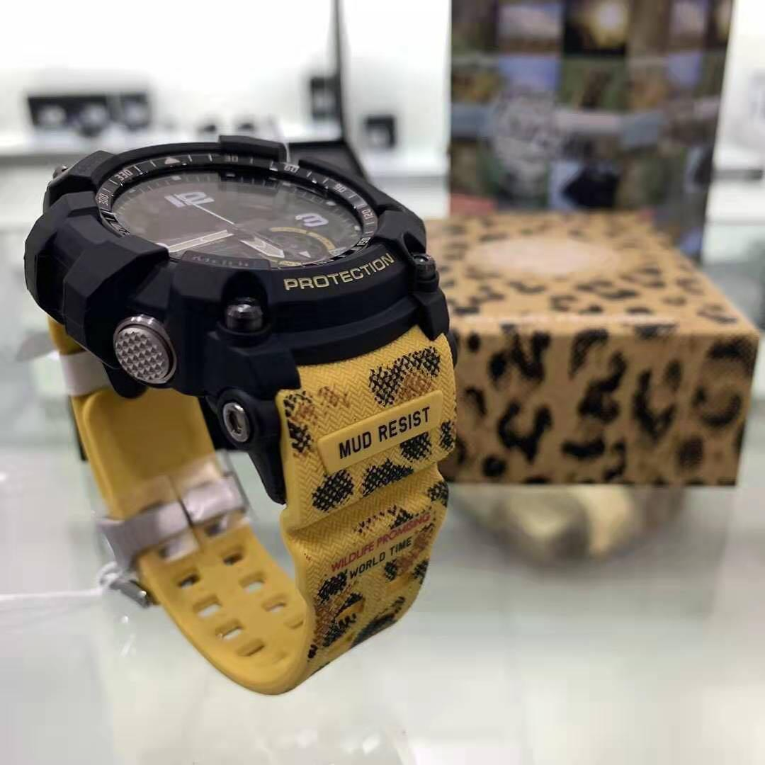 ⌚️ G Shock WILDLIFE PROMISING 环保 . 限量  For Love The Sea And The Earth 2019  GG-1000WLP-1AJR  . Rm 1750
