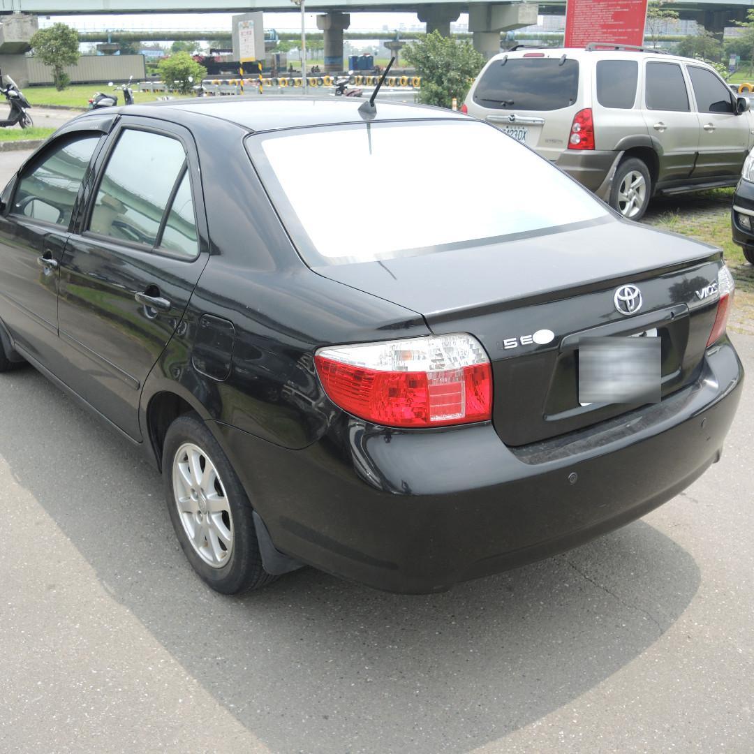 代步車最佳選擇 VIOS 2005年 更多車況了解+LINE0968865369