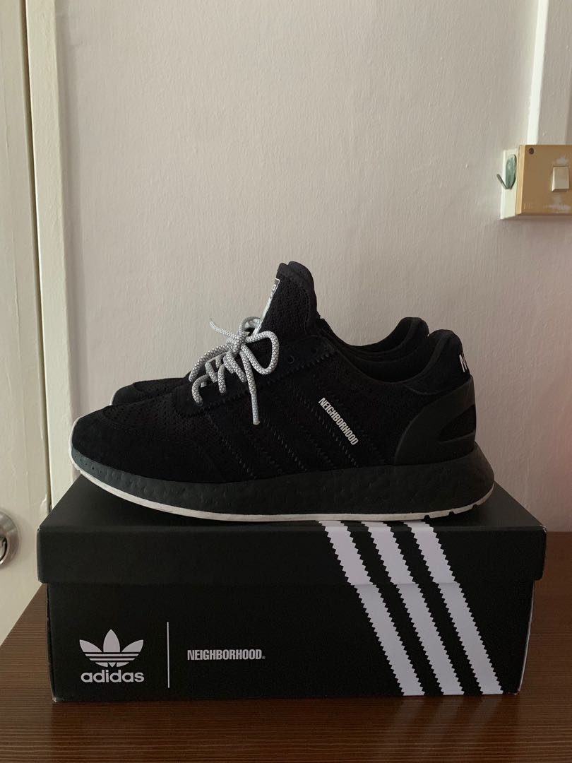 buy online dd05d 00301 Adidas iniki boost x neighbourhood