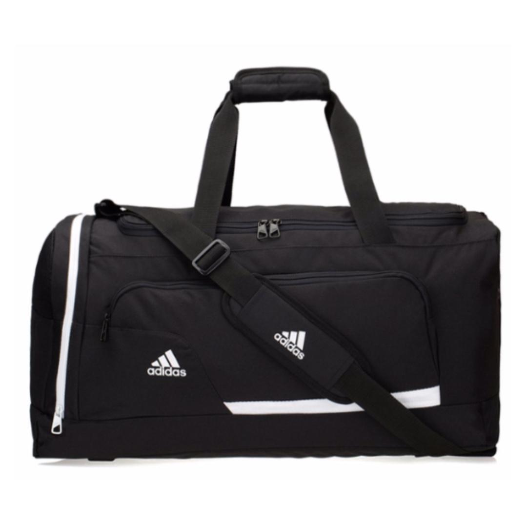 daf127e80a ADIDAS TIRO MEDIUM DUFFEL BAG, Men's Fashion, Bags & Wallets, Sling ...