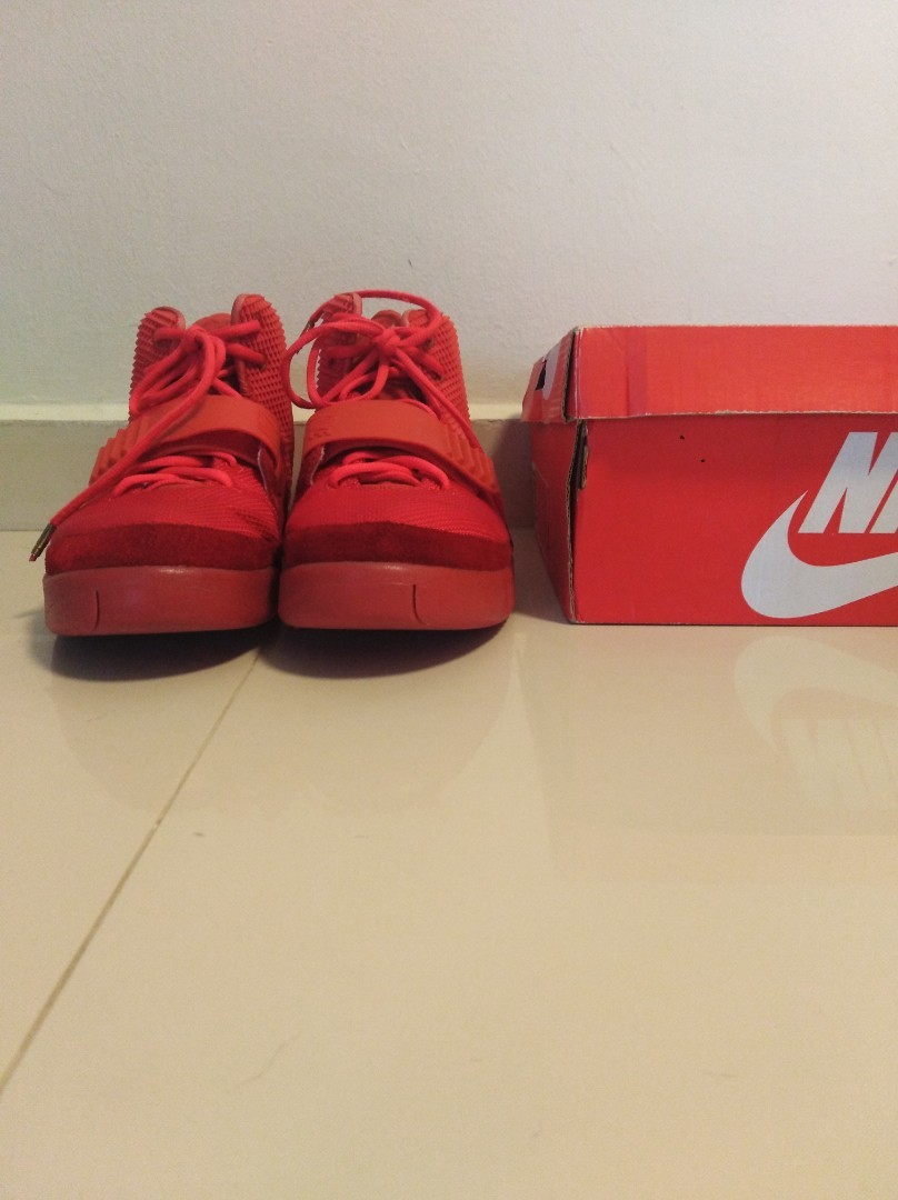 4d8f94f4e Air Yeezy 2 Red October