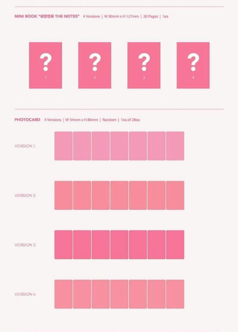 READY STOCK ALBUM BTS MAP OF THE SOUL : PERSONA