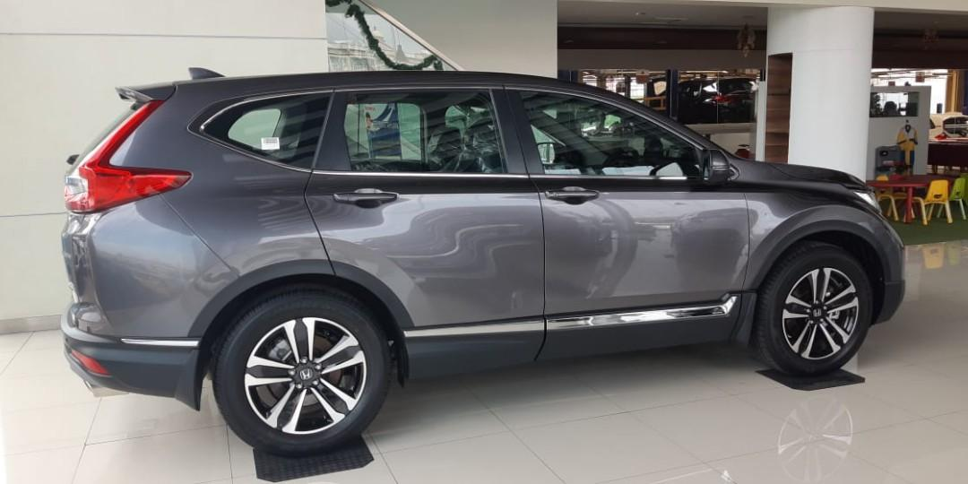 All New CRV 1.5 Turbo Prestige 2019, BIG PROMO FREE EMAS 5 GRAM & FLAZZ 1 JUTA DIRECT GIFT