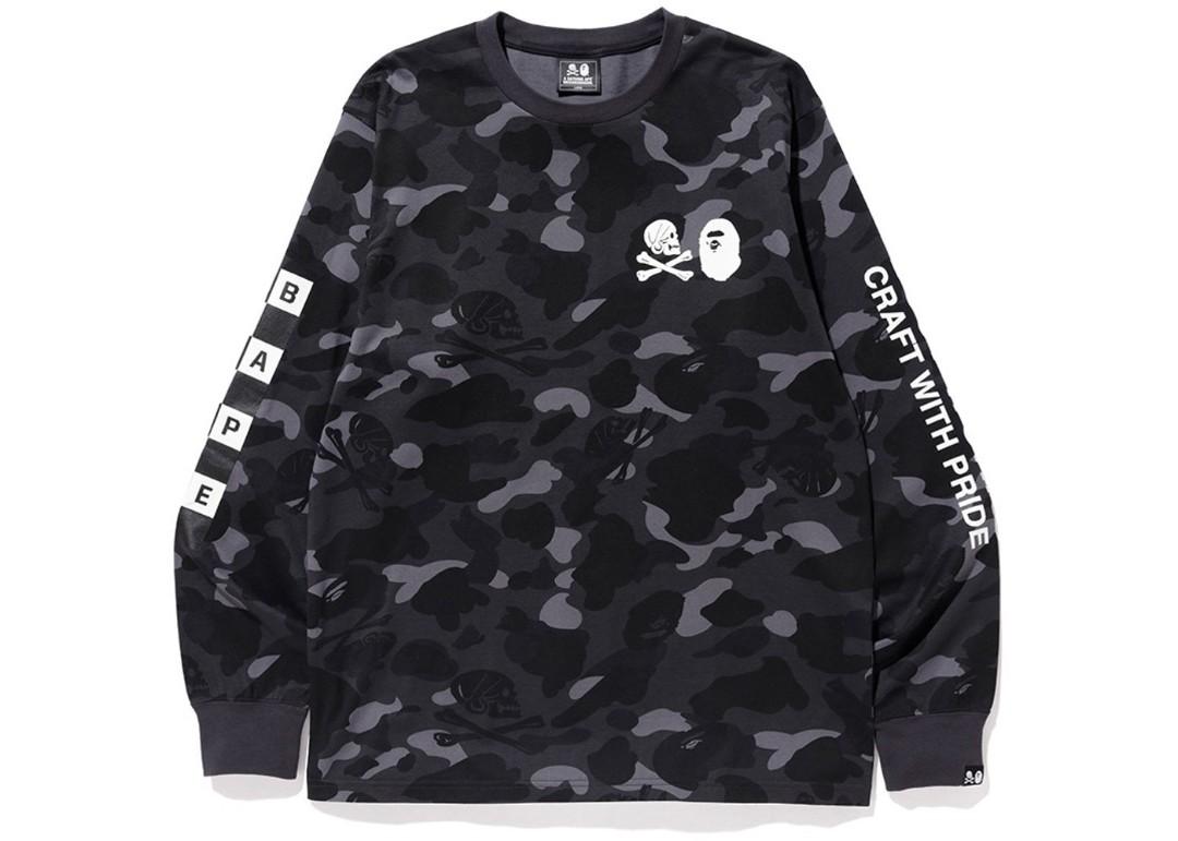 c701f613f58a Bape neighbourhood longsleeve tshirt