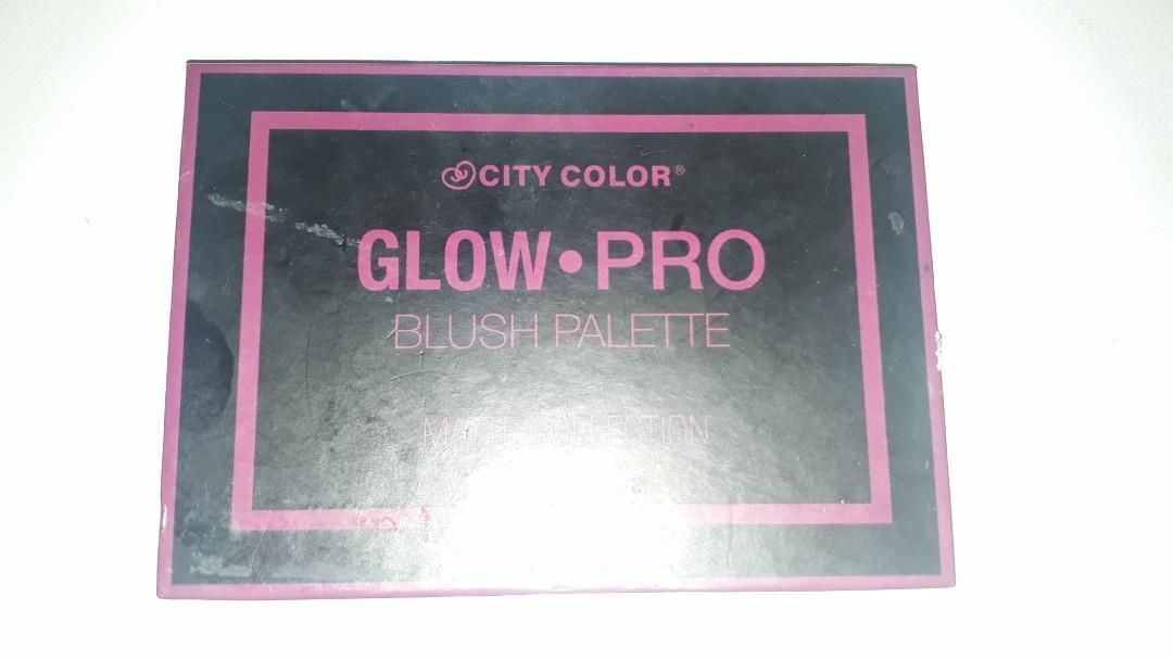 Blush Palette - City Colour
