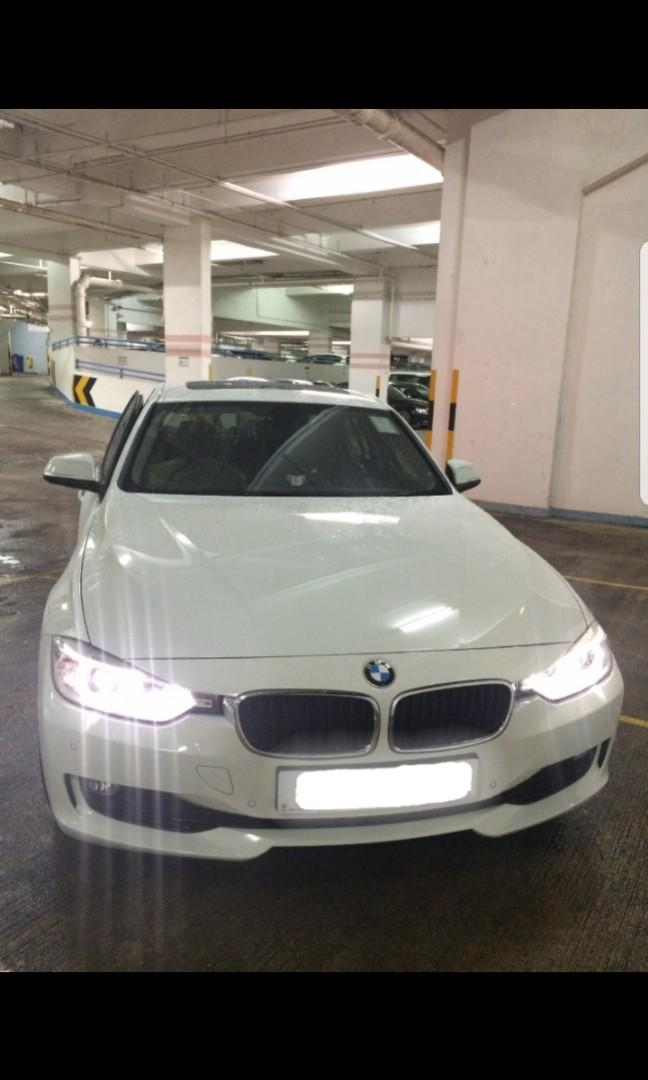 BMW 320I (1598cc) 2014