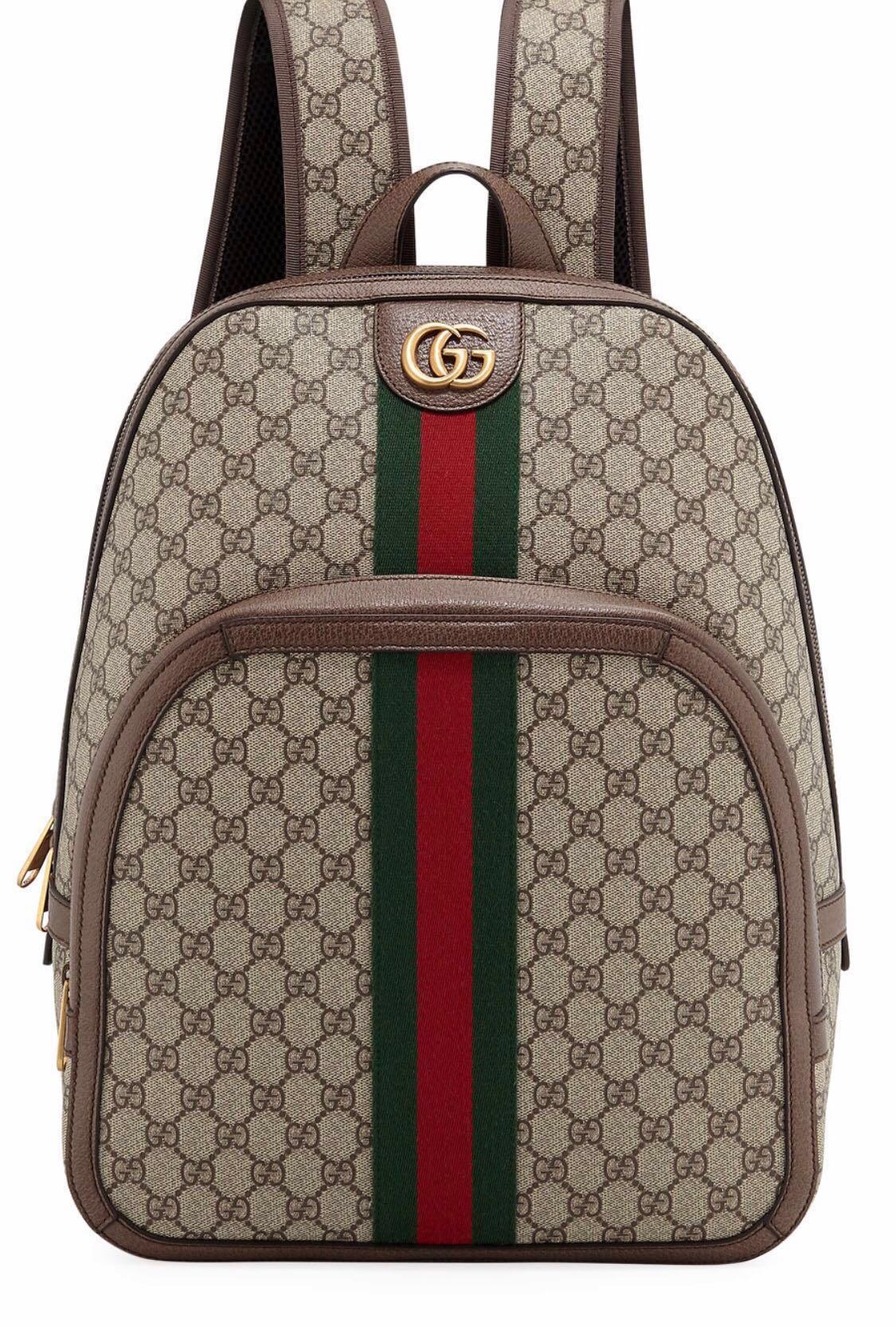 a8252e61b1c49e Brand new + receipt: Gucci GG Supreme Medium Canvas, Luxury, Bags ...