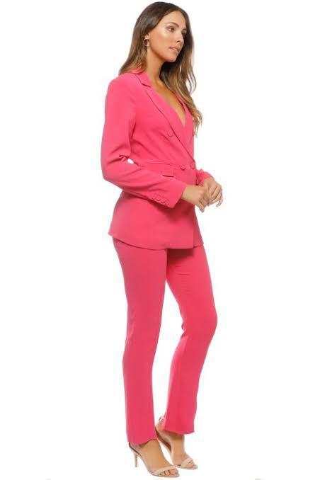 Cameo C/meo collective pink suit