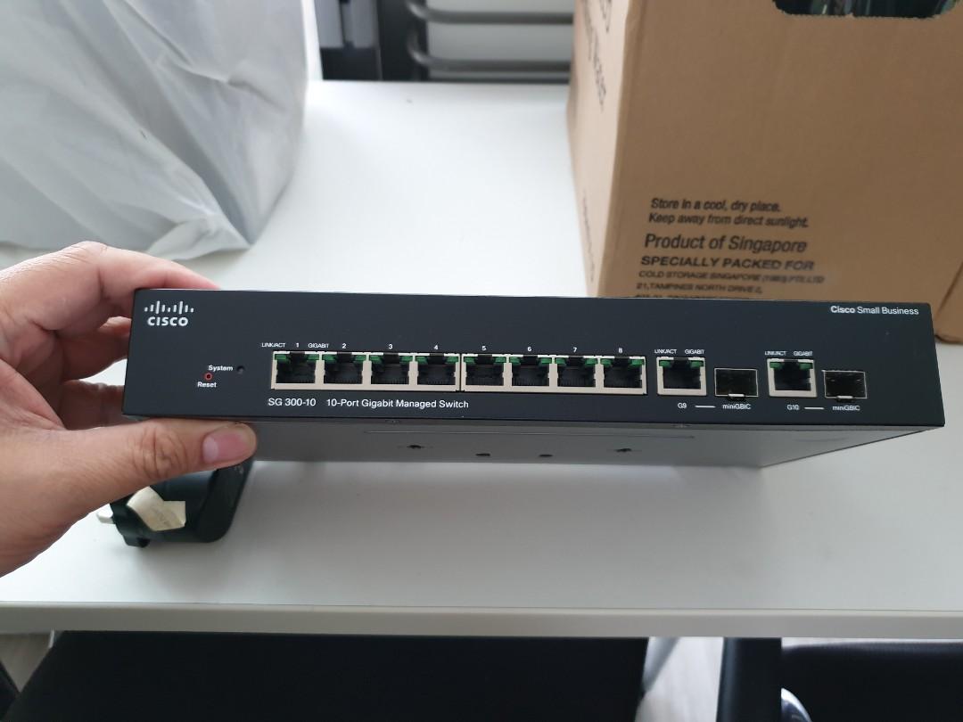 Cisco Sg Switches