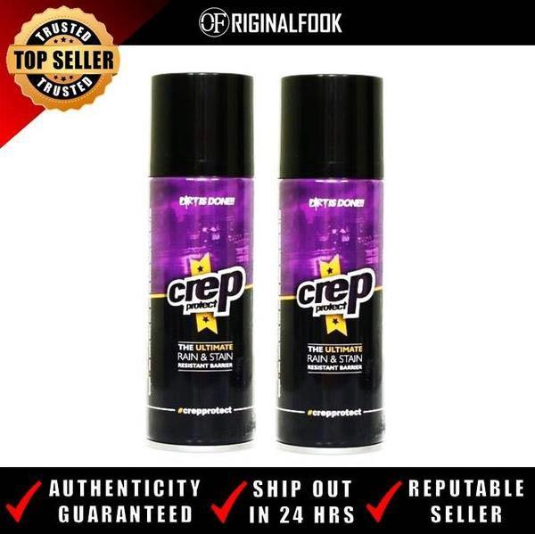 Crep Protect Stain & Dirt Repel Spray (2 for $48)