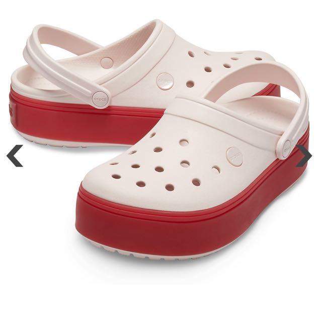 188a62fc5 Crocs Crocband™ Platform Clog