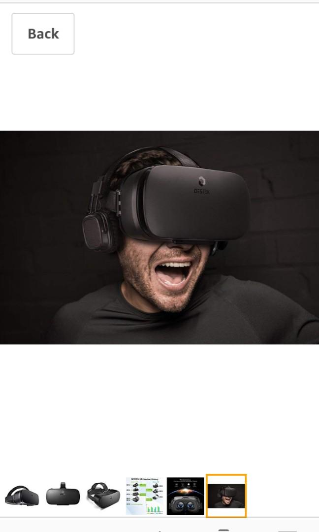 b30581a225c7 DESTEK V4 VR Headset