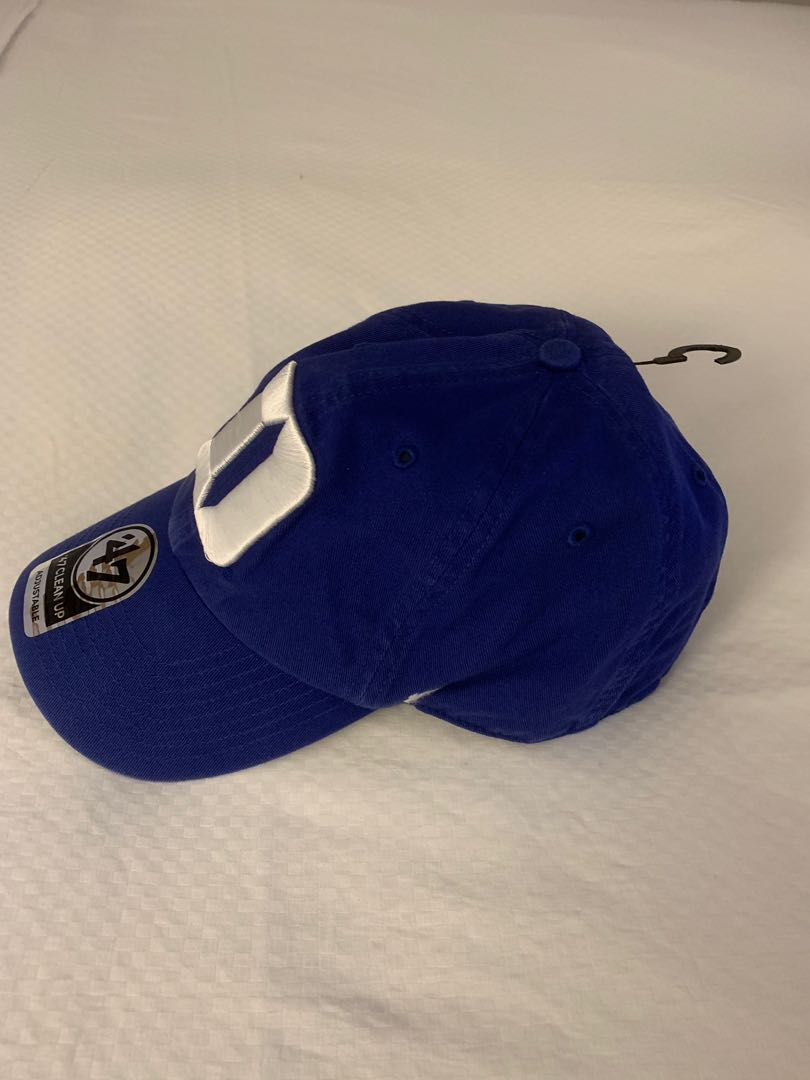 release date: d6d89 f5bf3 Duke Blue Devils College Basketball Cap - Genuine, Men s Fashion,  Accessories, Caps   Hats on Carousell