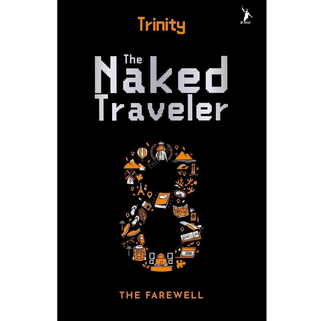 Ebook the naked traveler 8