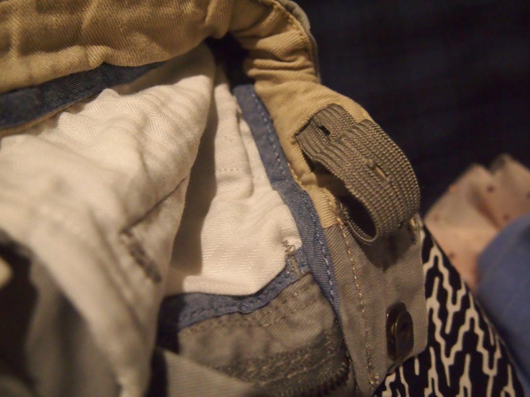 GAP - grey pants