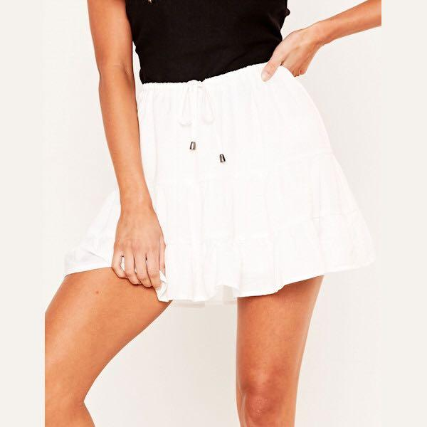 Glassons frill skirt