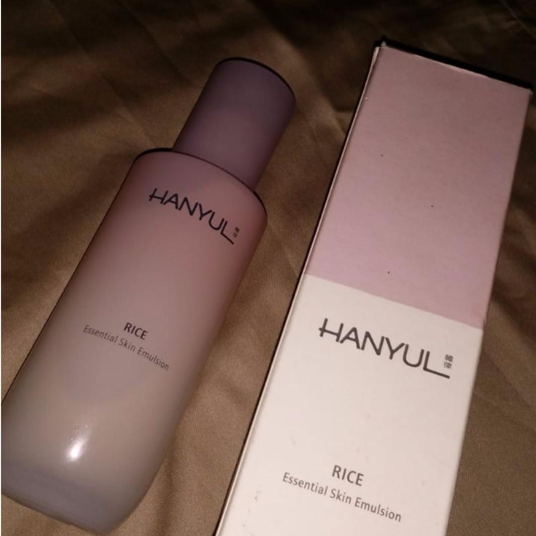 Hanyul Rice Emulsion