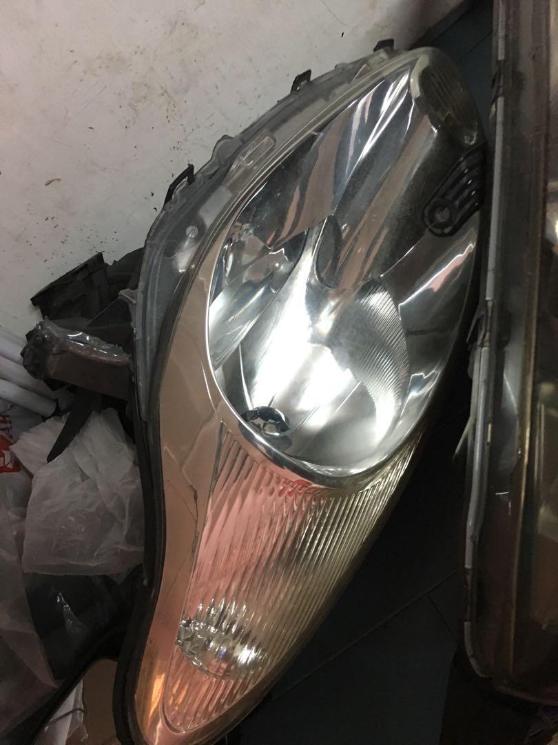 headlamp myvi ezi LH