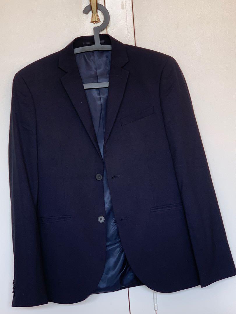 H&M size s , slim fit suite jacket