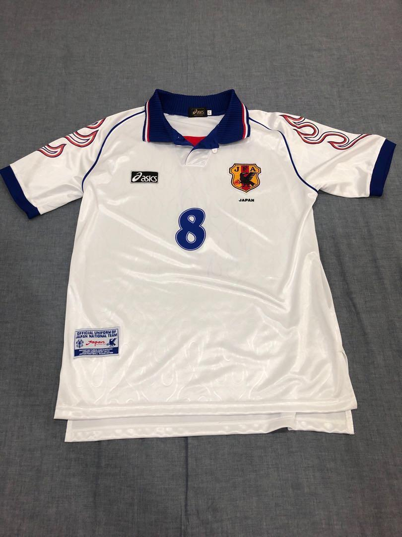 info for 34046 f65d9 Japan World Cup 1998 Away Jersey, Sports, Sports Apparel on ...