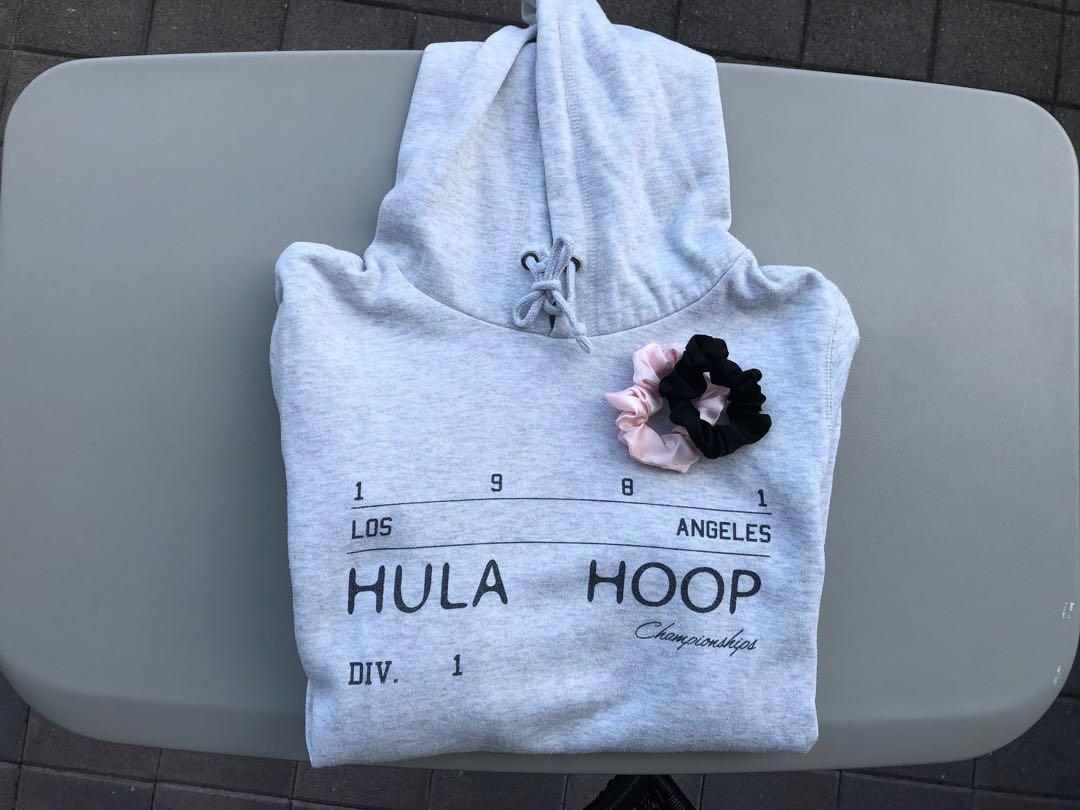 Light grey hoodie ✨