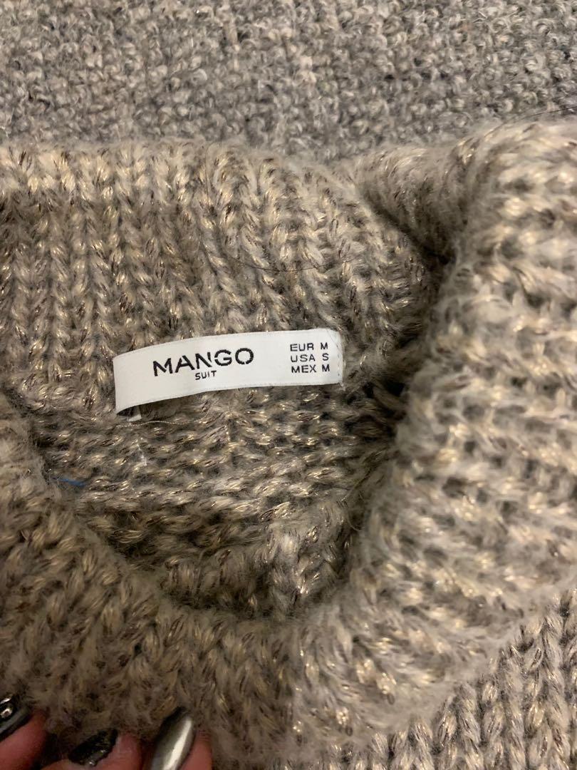 Mango Knitwear