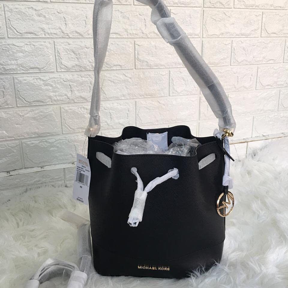 Michael Kors Bag trista Bucket bag MURAHHH harga dibawah counter!!!