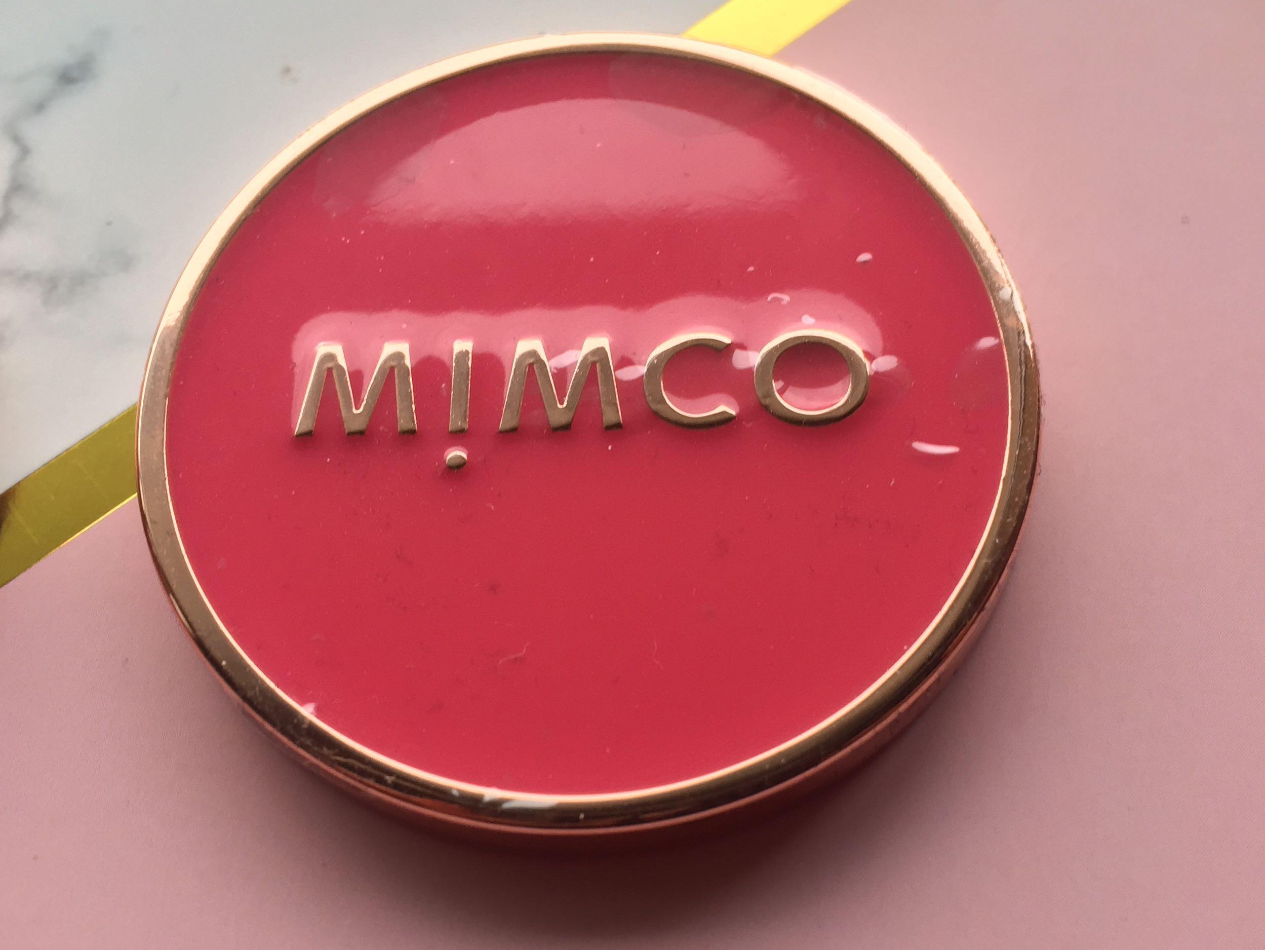 Mimco Modify Enamour Badge New