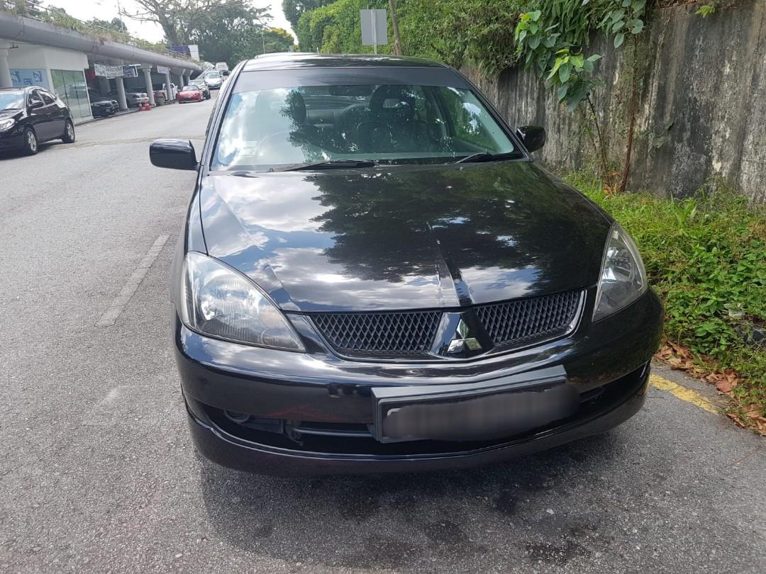 Mitsubishi Lancer 1.6 GLX Exclusive Auto