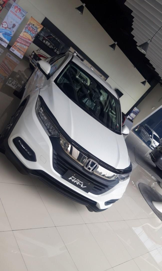 NEW HRV SE CVT PROMO THE BEST NIK 2019 FREE E TOL 1 JUTA
