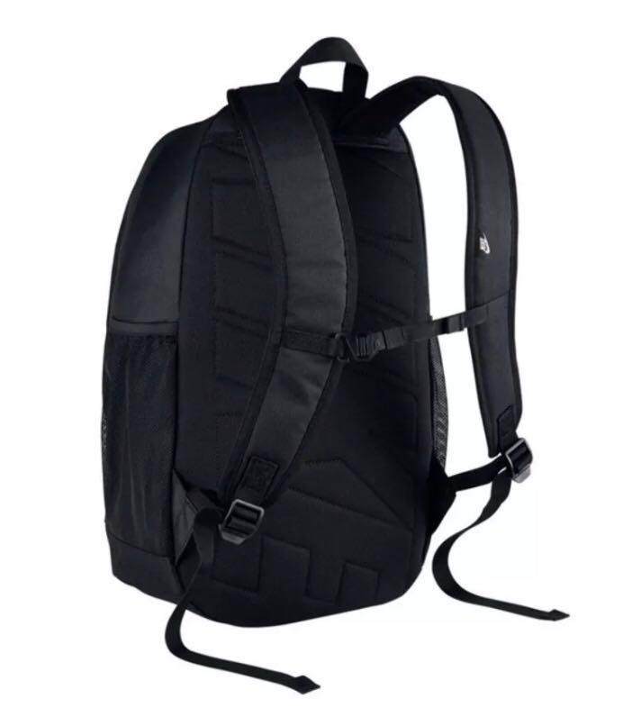 Nike Academy Football Backpack School Gym Bag Black