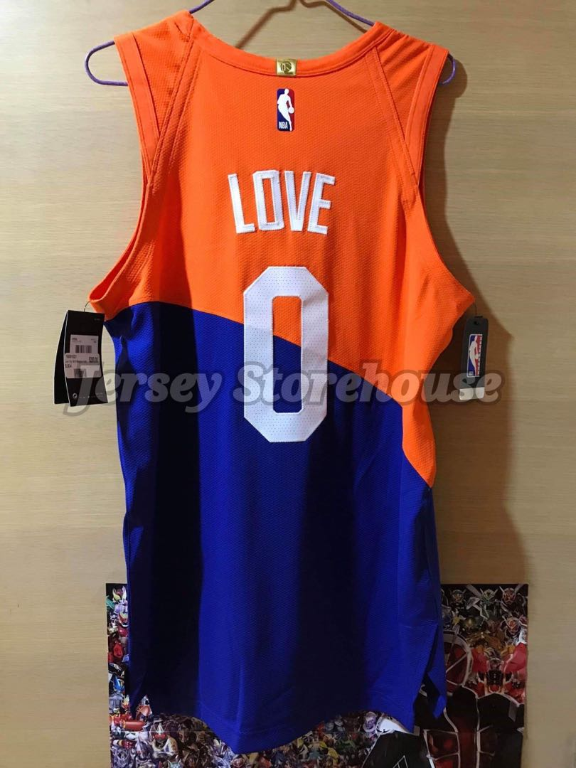 official photos f41f3 100c4 Nike NBA Cleveland Cavaliers Kevin Love 2018-19 City edition Authentic  Jersey w/sponsorship patch (落場版球衣,含贊助標)球衣 波衫