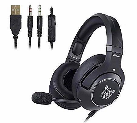 6d92ac7b6c2 Onikuma Gaming Headset K9, Electronics, Audio on Carousell