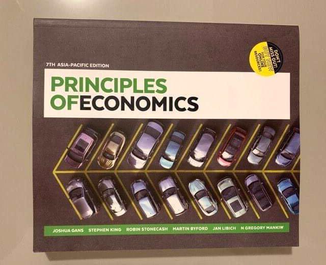 Principles of Economics Textbook 7th Ed.