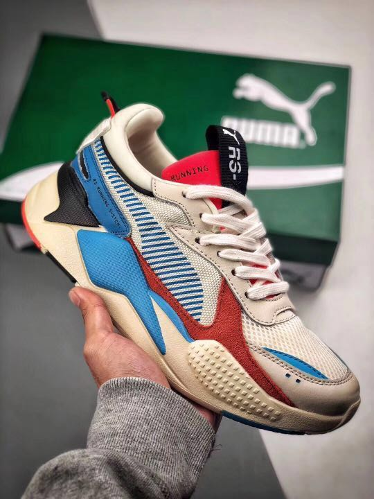 Puma TRANSFORMERS RS-X, Men's Fashion
