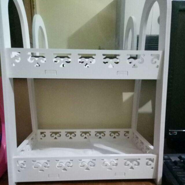 Rak furniture kosmetik alat dapur dll