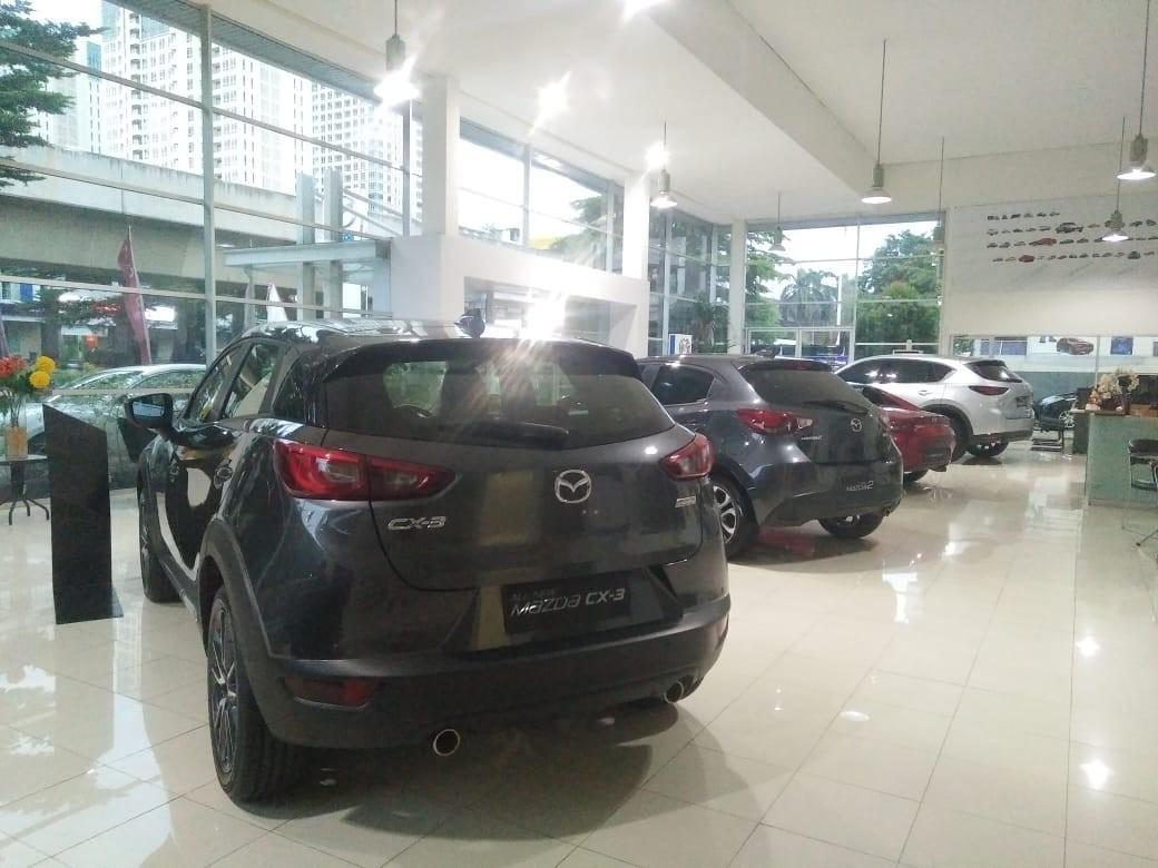 Ready Mazda 2, cx-3 Siap tarung denga honda jazz hrv