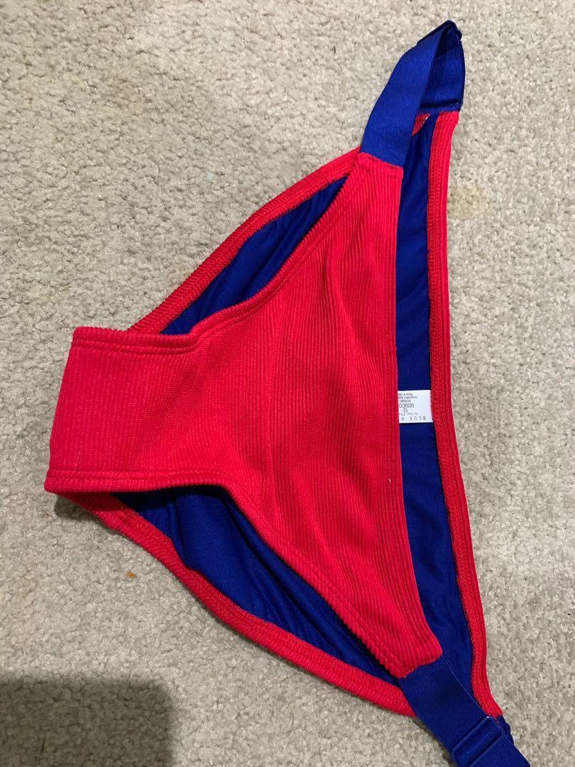 Red Bikini Set
