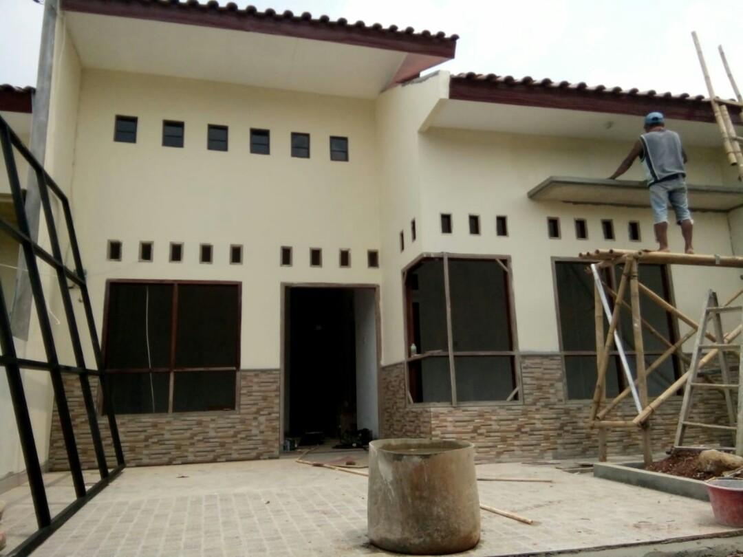 Rumah Minimalis Type 50 75 Bedahan Sawangan Depok Property For