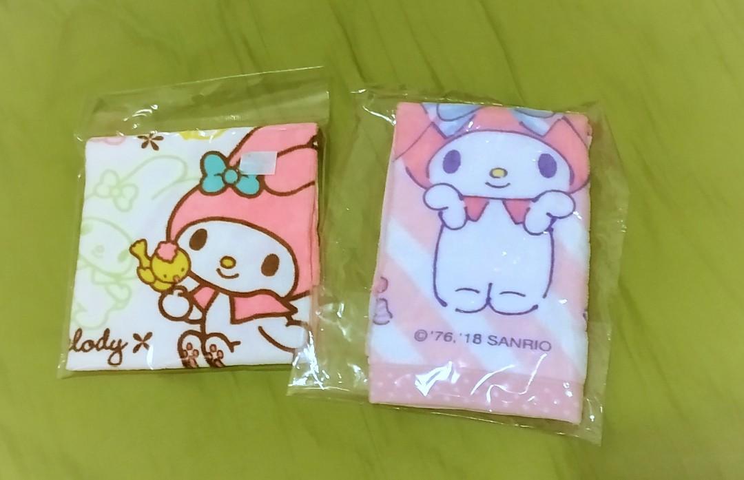 Saniro My Melody 毛巾