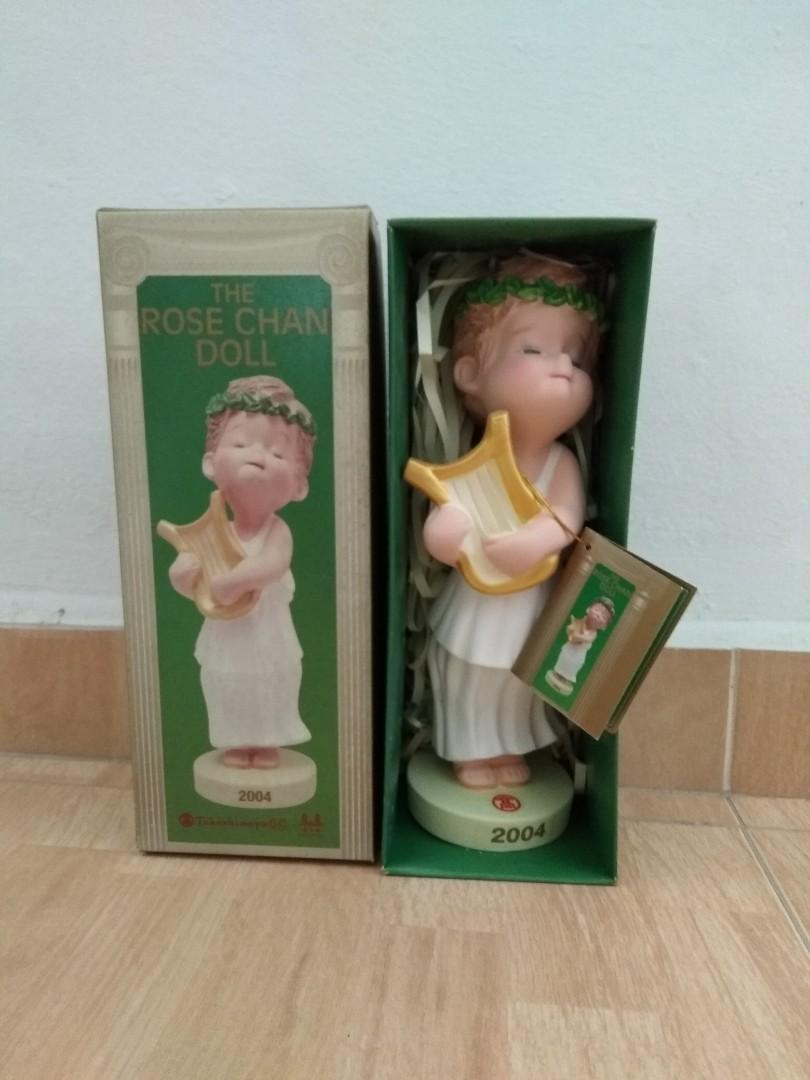 Takashimaya Rose Chan Doll 2004