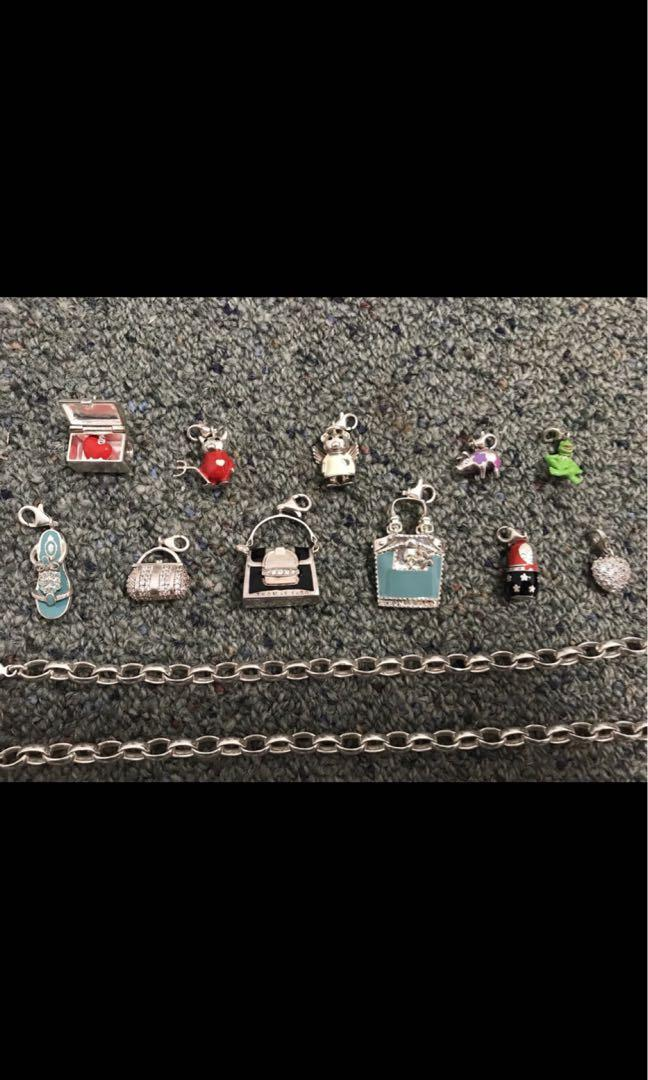 thomas sabo bracelets and charms