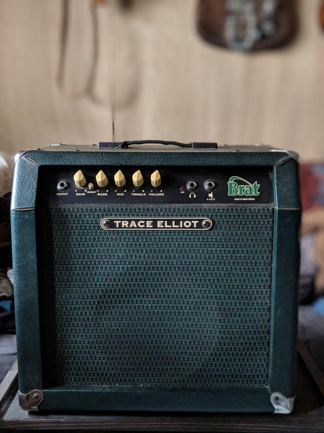 Trace Elliot Brat (vintage guitar amp, made in England